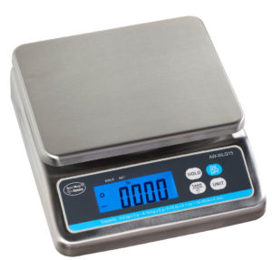 a Yamato digital scale with LED user interface